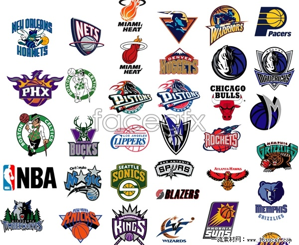 ... states nba basketball the insignia logo vector, you can download now