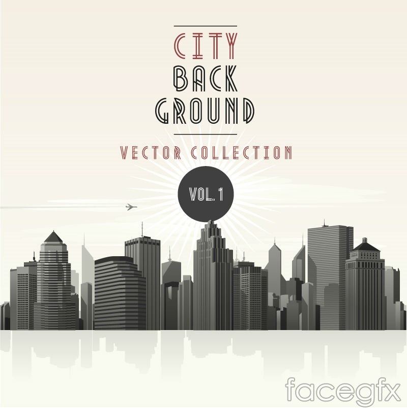 Urban architecture background vector over millions vectors urban architecture background vector free download toneelgroepblik Image collections