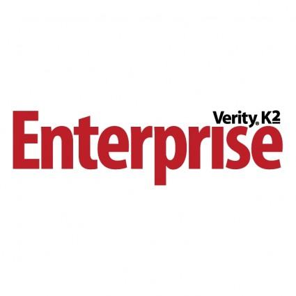 verity k2 enterprise logo