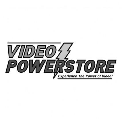 video powerstore logo