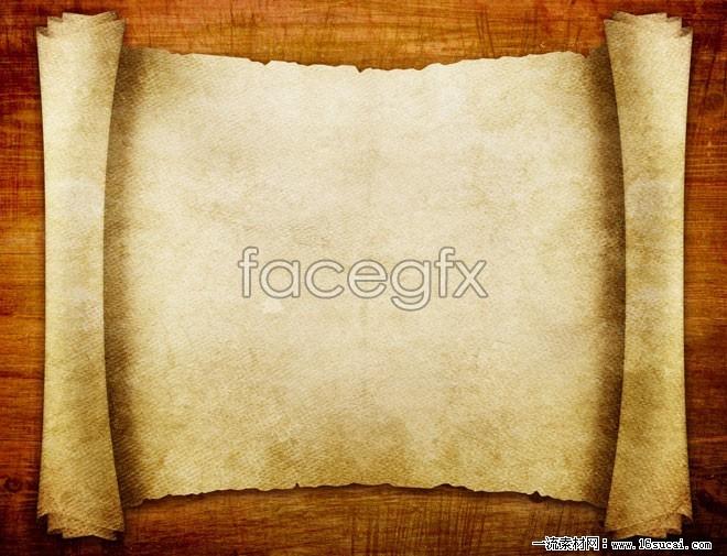 Vintage parchment HD picture