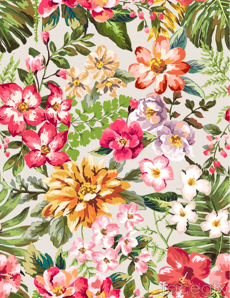 Vintage Watercolor 64