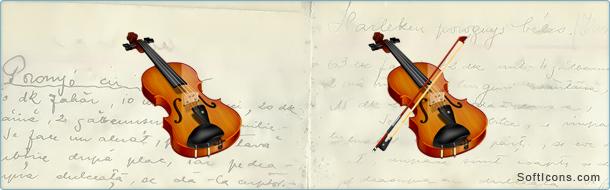 Violin Icons