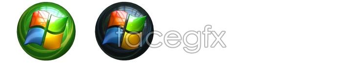 Vista computer icons