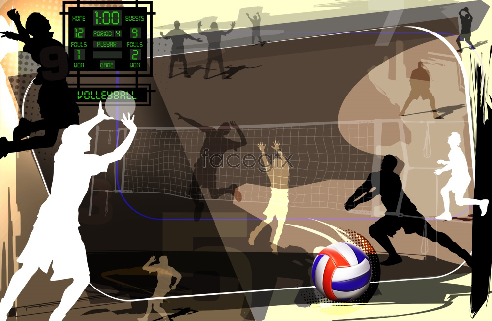 Volleyball Wallpapers Sports Hq Volleyball Pictures: Over Millions Vectors, Stock Photos, Hd