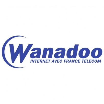 wanadoo 0 logo