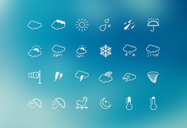 Weather icon psd free material over millions vectors stock photos weather icon psd free material toneelgroepblik Images