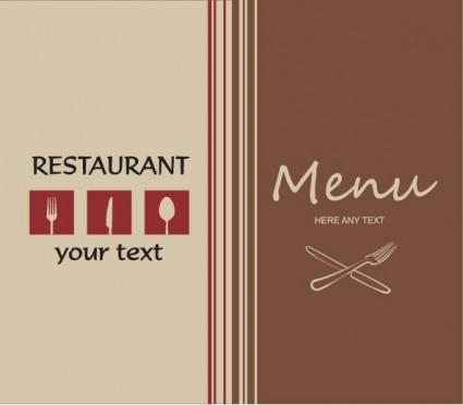 western menu background 01 vector