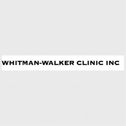 whitman walker clinic inc logo