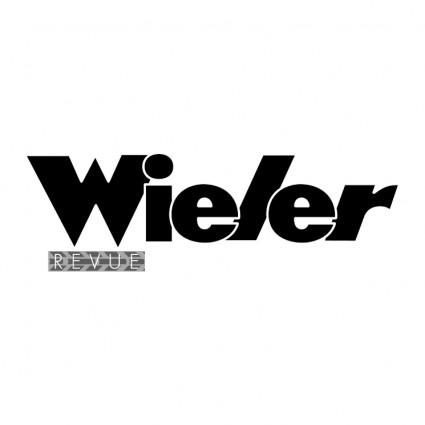 wieler revue logo