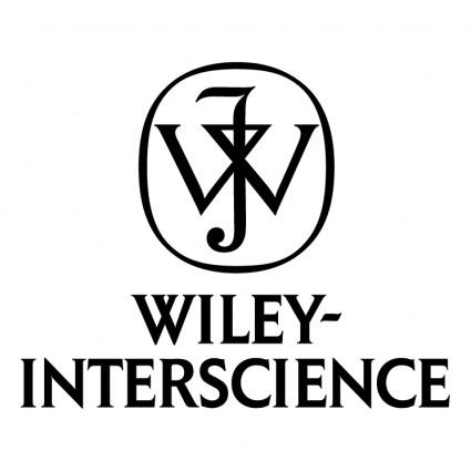 wiley interscience logo