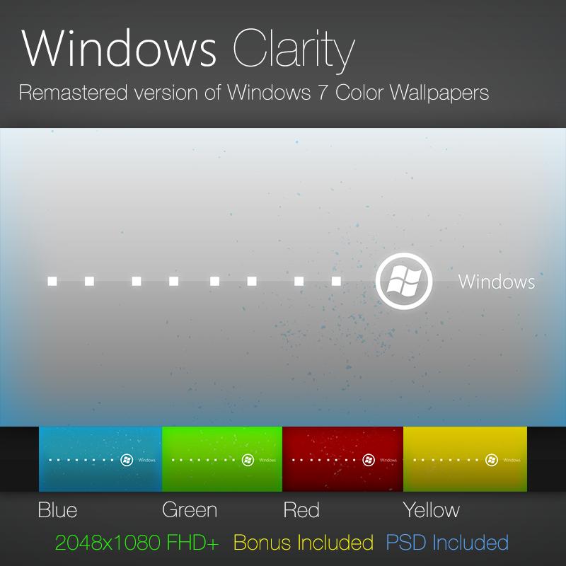 Windows Clarity