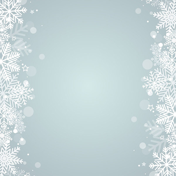 winter snowflake pattern background vector  over millions vectors, Powerpoint