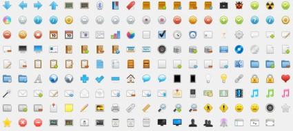 Woothemes Web Icon Set icons pack