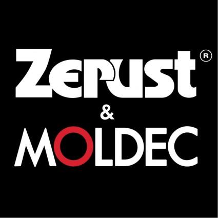 zerust moldec logo