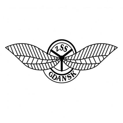 zss gdansk logo