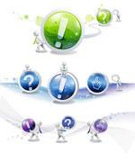 Link toD man and symbol vector