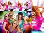 Link toDance fashion women psd