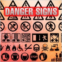Link toDanger signs