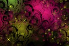 Link toDark background pattern vector