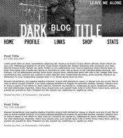 Link toDark blog