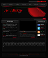 Link toDark layout: red