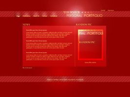 Link toDark red portfolio