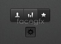 Link toDark tooltip psd