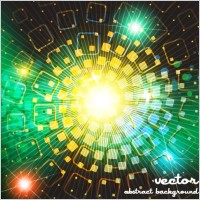 Link toDazzling bright background stars 01 vector