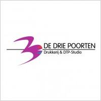 Link toDe drie poorten logo