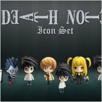 Link toDeath note icon set icons pack