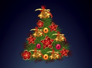 Link toDecorated tree vector free