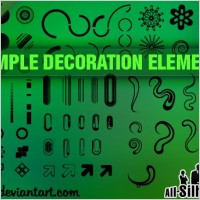 Link toDecoration elements
