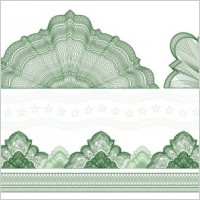Link toDecorative background pattern 01 vector