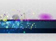 Link toDecorative banner vector free