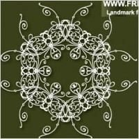Link toDecorative free vector
