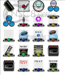 Link toDeep silver software icons