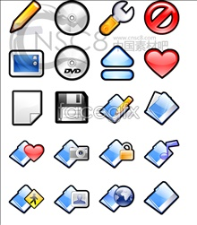 Link toDelicate system replacement icons
