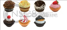Link toDelicious cake desktop icons