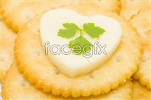 Link topictures pastry biscuit heart-shaped food Delicious