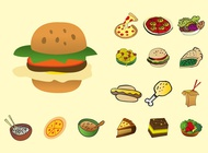Link toDelicious food vector free