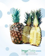 Link toDelicious pineapple psd