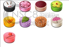 Link toDelicious rice cake desktop icons