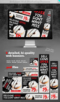 Link toDelicious web marketing banners