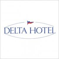 Link toDelta hotel vlaardingen logo