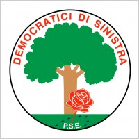 Link toDemocratici di sinistra logo