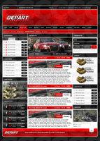 Link toDepart gaming template