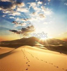 Link topicture dusk Desert