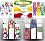 Link toDesign banners vector