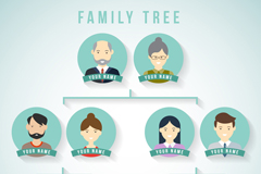 Link toDesign creative family tree vector